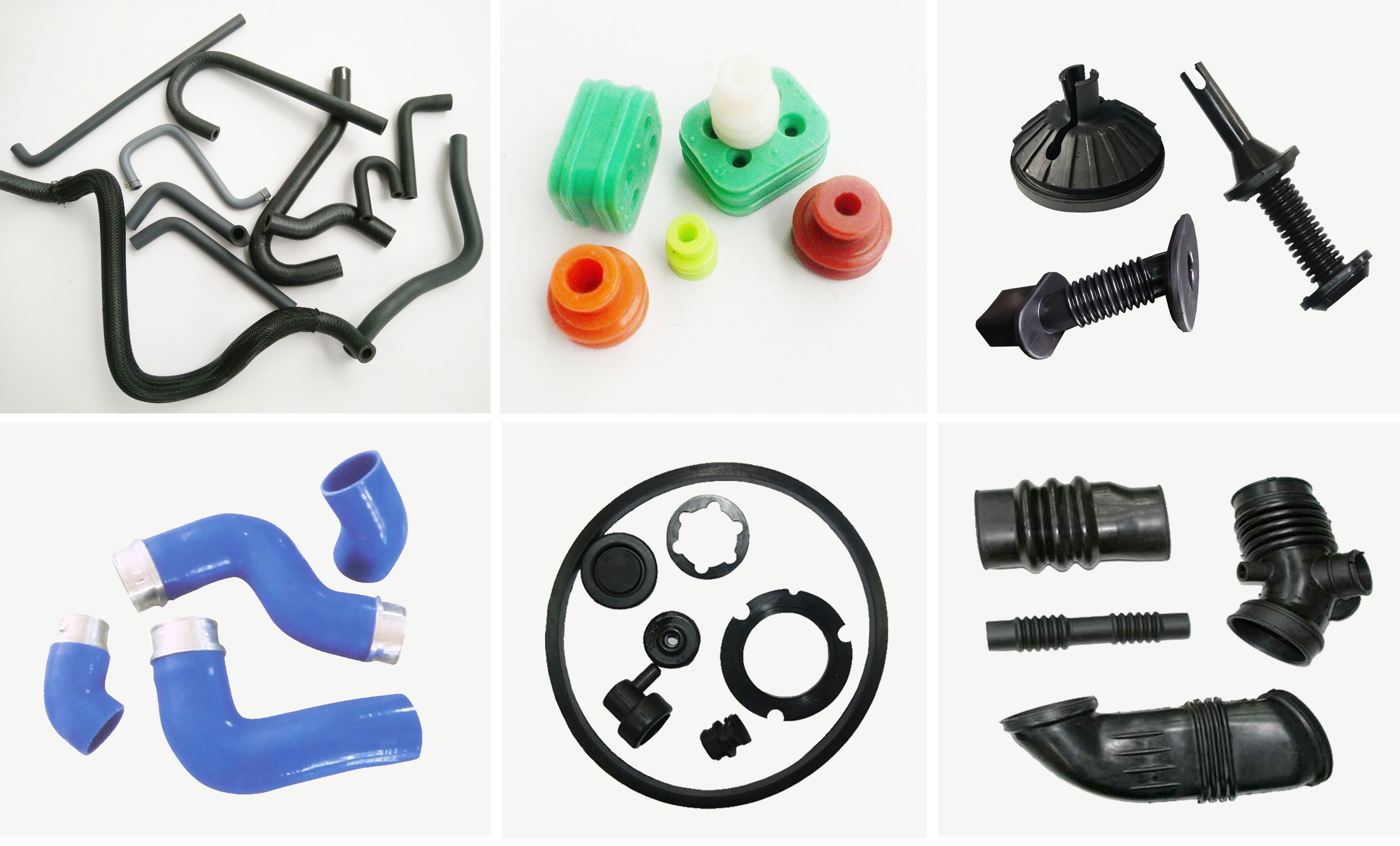 Automotive Rubber Parts Silicone Parts