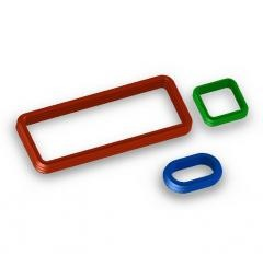 customized silicone rubber seal