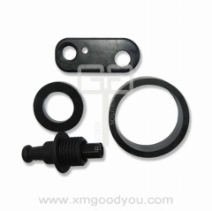 Performance rubber grommet plug producer