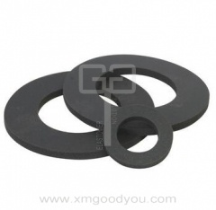 Round Rubber O-Ring Flat Washers Good Sealing